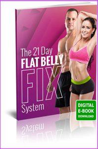 flat belly fix system ebook