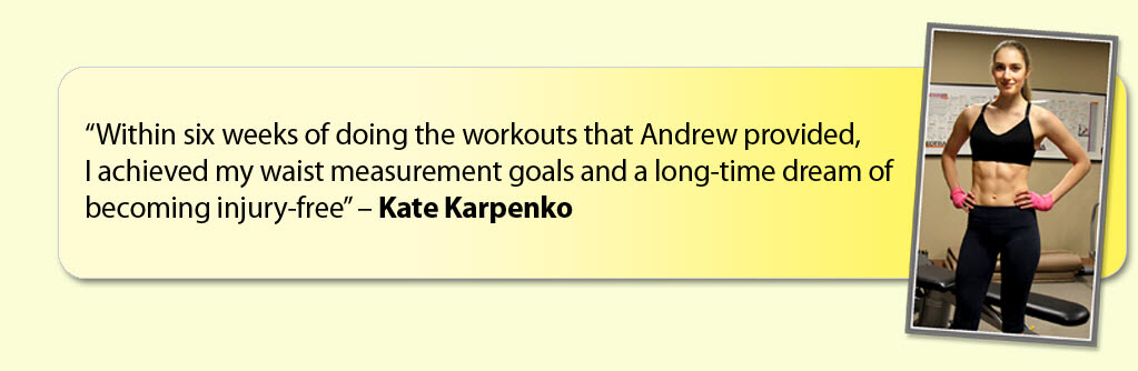andrew raposo fighter abs system testimonial