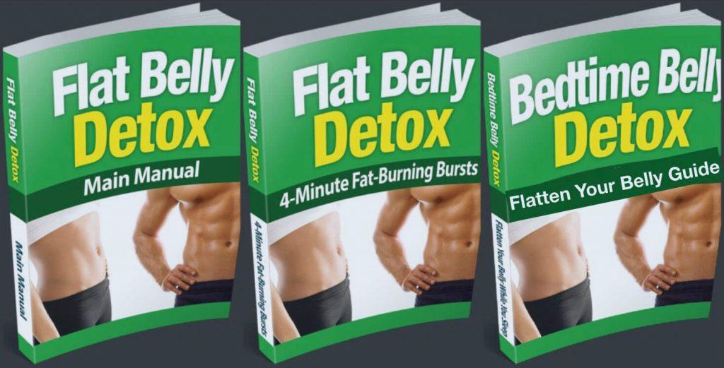 flat belly detox ebooks