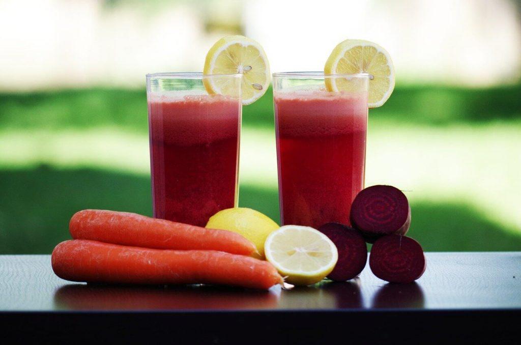 vibrant lemonade juice for fat loss